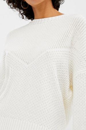 Классический женский свитер от Springfield - Springfield FT0065-cl-XS