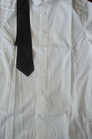 Рубашка с галстуком для мальчика - Next GL000311-b-16