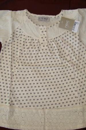 Нарядная блузка для девочки - Next GL0019-g-4-5