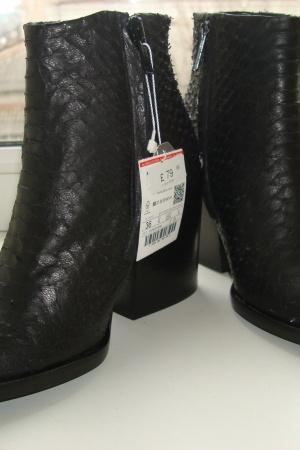 Ботинки женские Zara - Зара GL00365-w-sh-36