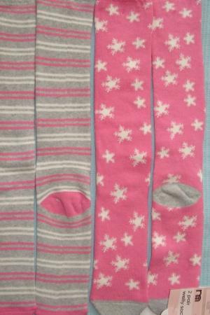 Гольфы махровые для девочки - Mothercare GL0300-g-31-36