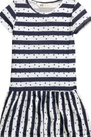 Платье для девочки H&M - H&M HM0155-g-cl-122-128