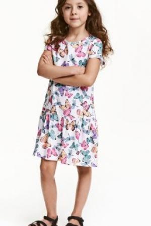 Платье для девочки H&M - H&M HM0155-g-cl-122-128 #2