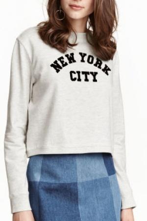 Джинсовая юбка женская H&M - H&M HM0217-w-cl-36 #2