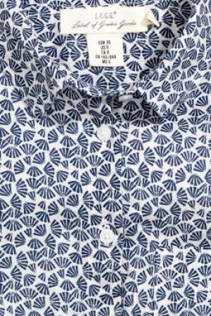 Рубашка женская H&M - H&M HM0222-w-cl-34 #2