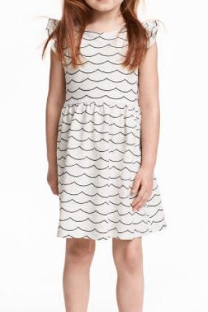 Платье для девочки H&M - H&M HM0300-g-cl-122\128