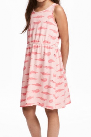 Сарафан для девочки H&M - H&M HM0305-g-cl-134\140