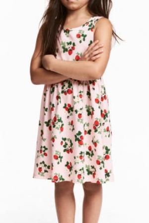 Сарафан для девочки H&M - H&M HM0310-g-cl-134\140