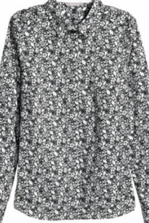 Женская рубашка от H&M (Швеция) - H&M HM0328-cl-XS