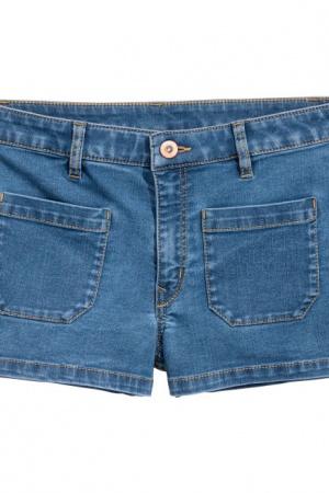 Стильные женские шорты от H&M (Швеция) - H&M HM0339-cl-36