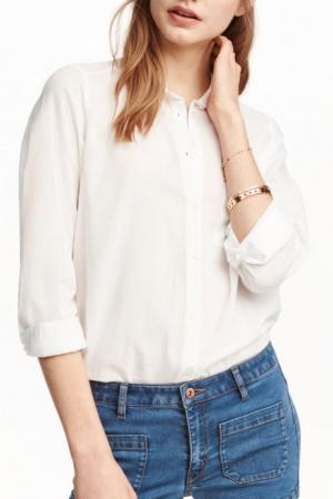 Стильные женские шорты от H&M (Швеция) - H&M HM0339-cl-36 #2