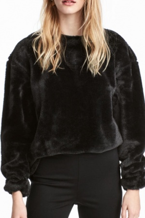 Модный женский свитер от H&M (Швеция) - H&M HM0341-cl-XS #2