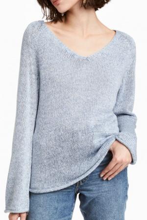 Стильный женский свитер от H&M (Швеция) - H&M HM0347-cl-XL