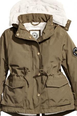 Куртка-парка для девочки-подростка от H&M - H&M HM0361-cl-164 #2