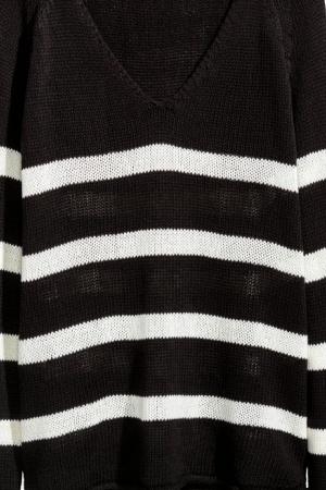 Модный женский свитер от H&M - H&M HM0372-cl-M