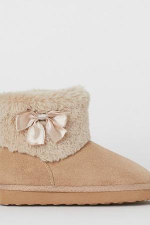 Зимние сапожки   для девочек от H&M - H&M HM0374-cl-34-35 #2