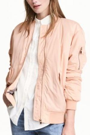 Стильные женские куртки бомберы от H&M - H&M HM0375-cl-36