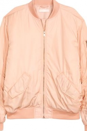Стильные женские куртки бомберы от H&M - H&M HM0375-cl-36 #2
