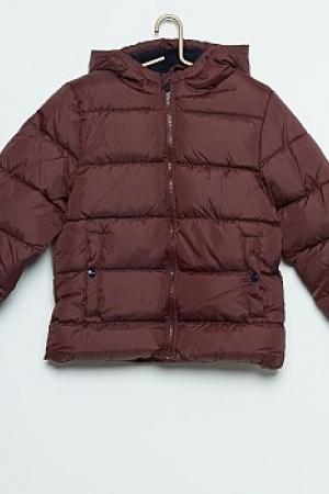 Стильная зимняя куртка для мальчика KIABI (Франция)  - Kiabi KI0294-cl-9-10