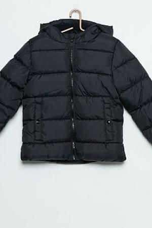 Модная зимняя куртка для мальчика KIABI (Франция)  - Kiabi KI0297-cl-9-10