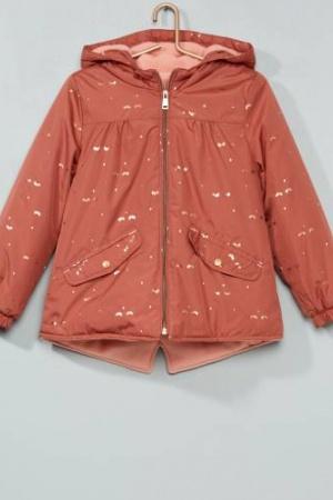 Куртка-парка демисезонная для девочки от KIABI (Франция) - Kiabi KI0300-cl-146-152