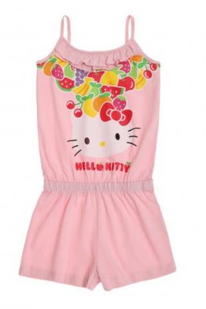 Комбинезон для девочки Hello Kitty от Lamaloli - Lamaloli LL0006-g-cl-128