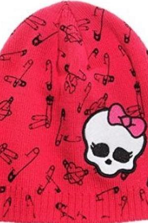 Шапка для девочки Monster High от LamaLoli - Lamaloli LL0015-g-aks-52