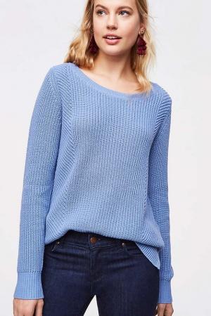 Красивый женский свитер от Loft (США) - Loft LT0008-cl-L