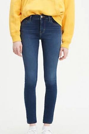 Стильные женские джинсы от Levis - Levis  LV0009-cl-W24/L32