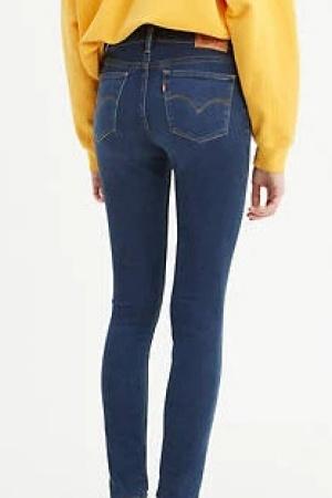 Стильные женские джинсы от Levis - Levis  LV0009-cl-W24/L32 #2
