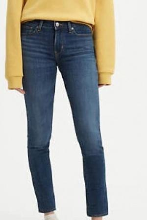 Классические женские джинсы скинни от Levis (США) - Levis  LV0028-cl-W26/L32