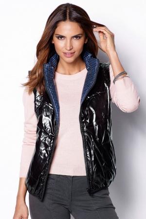 Женская куртка двухсторонняя 3 в 1 от Venca (Испания) - Venca MG0001-cl-S #2