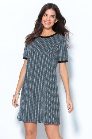 Красивое жаккардовое платье от Venca (Испания) - Venca MG0010-cl-S