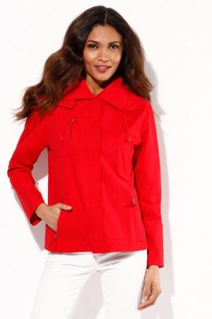 Ультрамодная женская куртка (ветровка) от Venca Испания  - Venca MG0015-cl-42