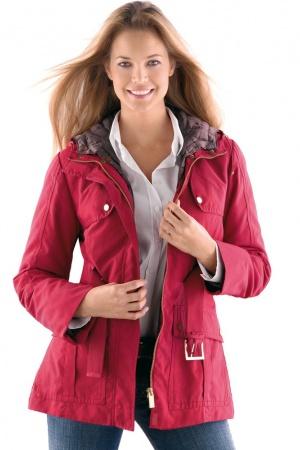 Стильная женская демисезонная куртка парка от Venca (Испания) - Venca MG0019-cl-М
