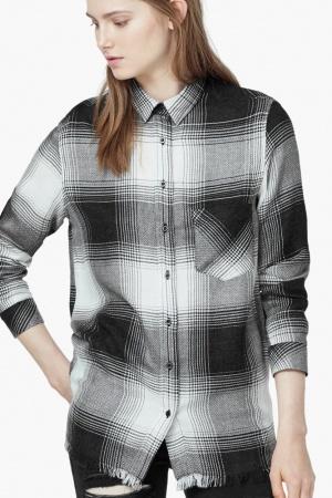 Рубашка женская Mango - Mango MNG01201-w-cl-XS