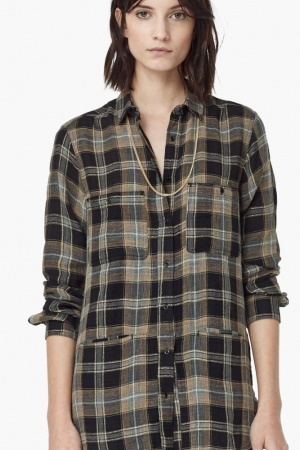 Рубашка женская Mango - Mango MNG01211-w-cl-XS