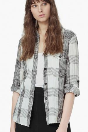 Рубашка женская Mango - Mango MNG01261-w-cl-S