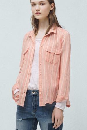 Рубашка женская Mango - Mango MNG0151-w-cl-M #2