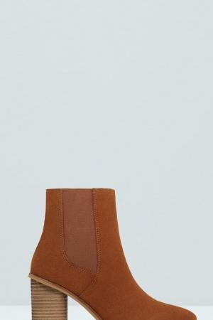 Ботинки женские Mango Испания - Mango MNG0159-w-sh-38