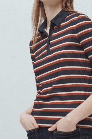 Футболка-поло женская Mango Испания - Mango MNG0166-w-cl-S