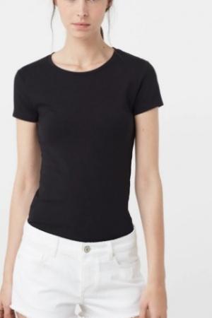 Стильная женская футболка от Mango (Испания) - Mango MNG0225-cl-L