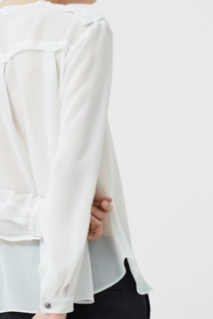Легкая женская блуза от  Mango (Испания) - Mango MNG0234-cl-S #2