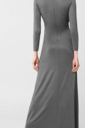 Женское платье в пол Mango (Испания) - Mango MNG0238-cl-S #2