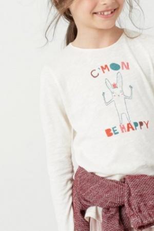 Модный реглан для девочки от Mango (Испания) - Mango MNG0242-cl-13-14