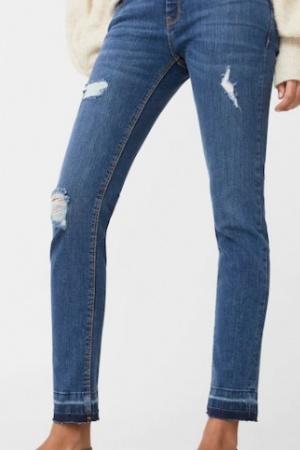 Женские джинсы slim от Mango (Испания) - Mango MNG0264-cl-36
