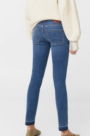 Женские джинсы slim от Mango (Испания) - Mango MNG0264-cl-36 #2