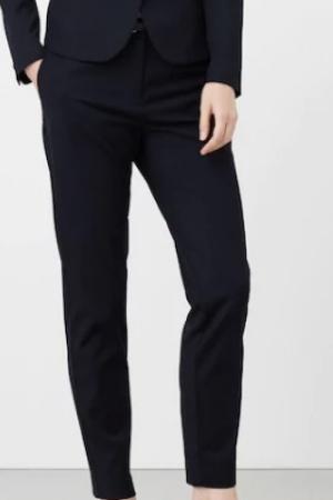 Классические женские брюки с ремнем от Mango - Mango MNG0288-cl-36
