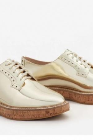 Стильные женские туфли-оксфорды от Mango (Испания) - Mango MNG0289-sh-37