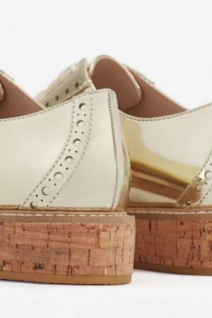 Стильные женские туфли-оксфорды от Mango (Испания) - Mango MNG0289-sh-37  #2